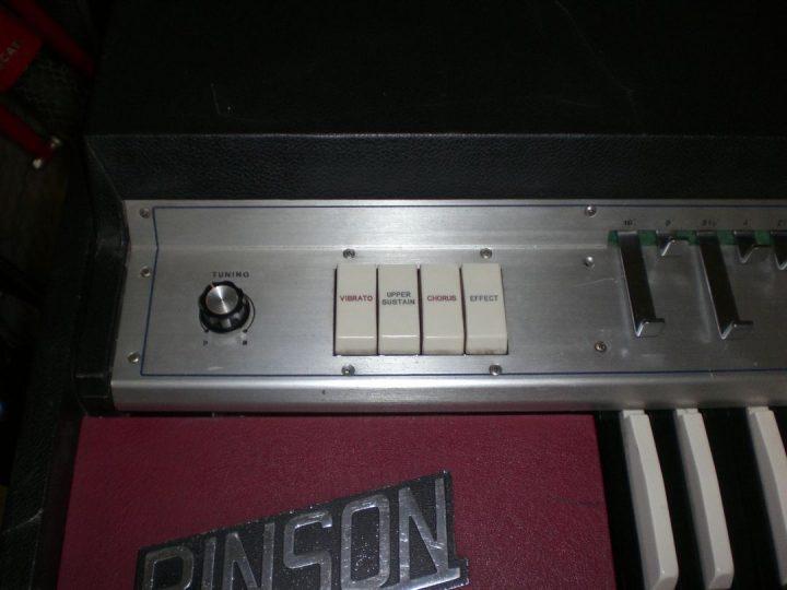 Binson First Man