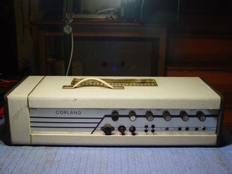 Corland HI-FI (1st version)