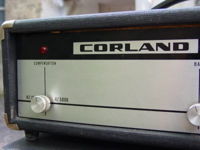 Corland, una storia valvolare italiana.