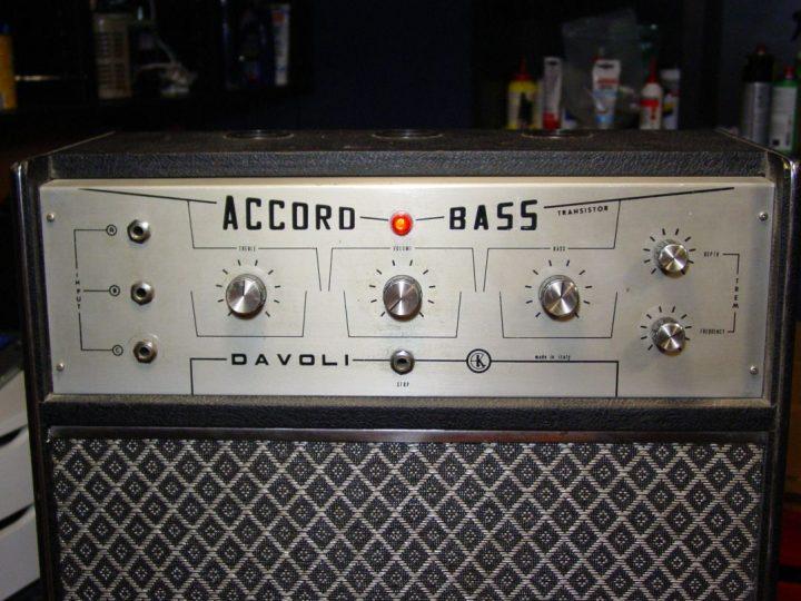 Davoli Accord Bass