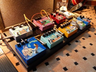 TEFI Vintage Lab al Custom Shop 2016