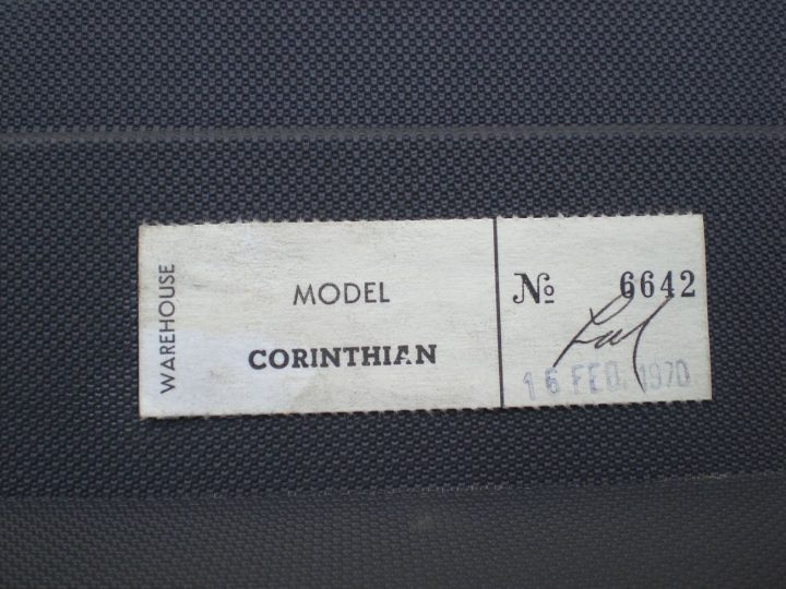 VOX Corinthian