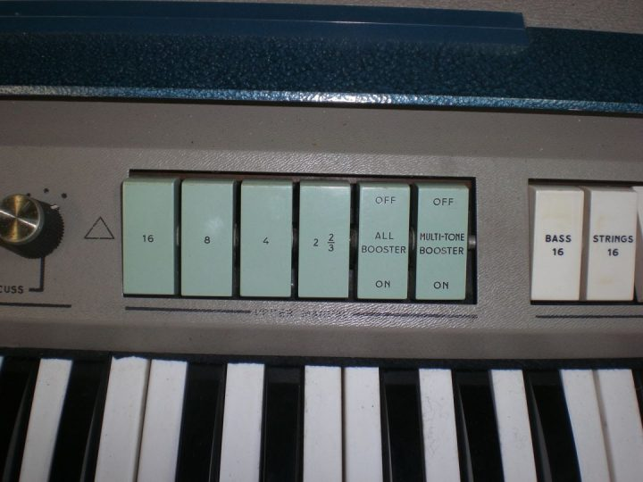Farfisa Compact Duo 2nd ver.