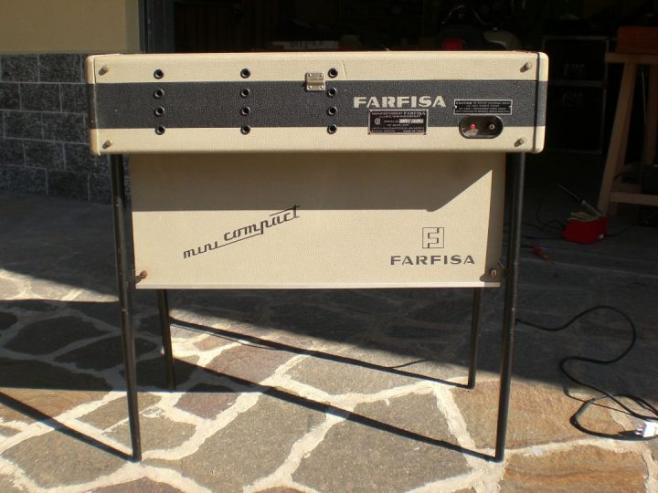 Farfisa Minicompact