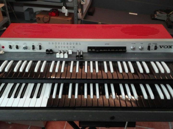 Vox Continental Baroque