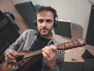 Carlo Poddighe in tour con Omar Pedrini