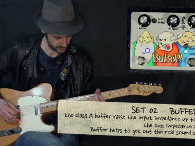 BuBoP!, Class-A Buffer & Booster – TEFI Vintage Lab