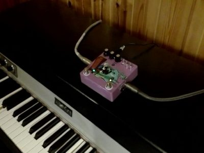 The Smilin'Ghost test on Rhodes Piano