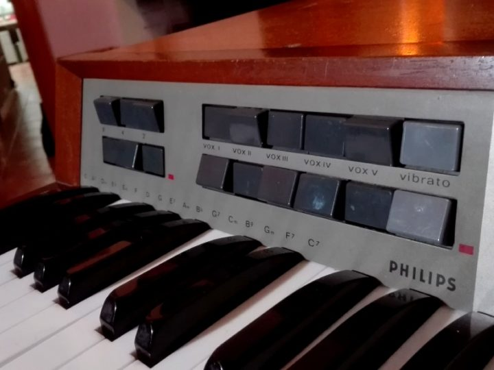 Philips Philicorda GM7500