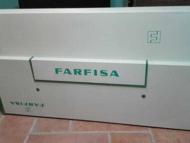 "Farfisa FAST3 ""white legs"""