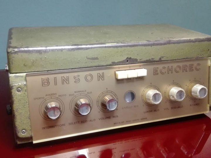 Binson Echorec T5E