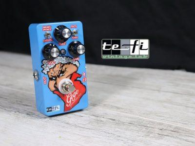 Pedals Fusion recensisce il fuzz Gegè
