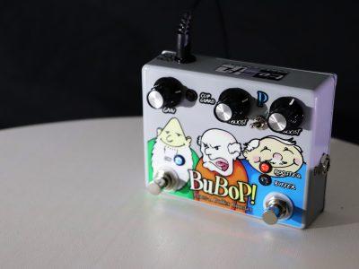 Nuovo video di Pedals Fusion: BuBoP!
