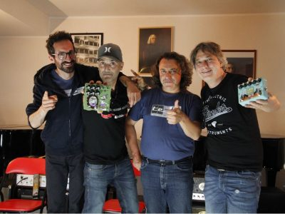 Guitar Meeting Olbia con Six Strings Addicted